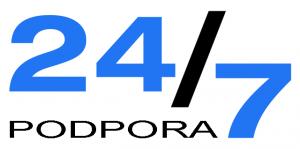 24/7 podpora