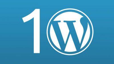 10 pravil za učinkovito WordPress spletno stran