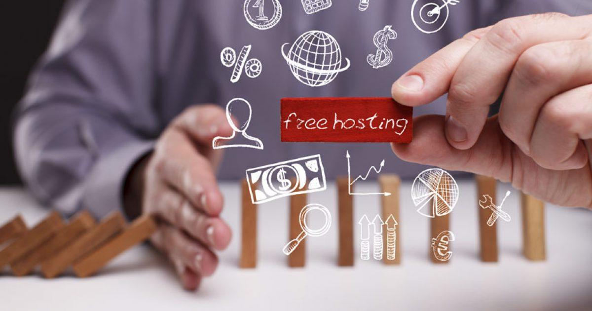 Zakaj je brezplačno gostovanje slaba naložba?