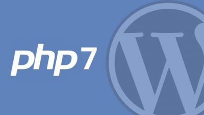 WordPress gostovanje s PHP7